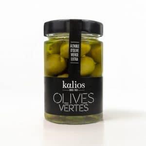 Olives Vertes - Kalios