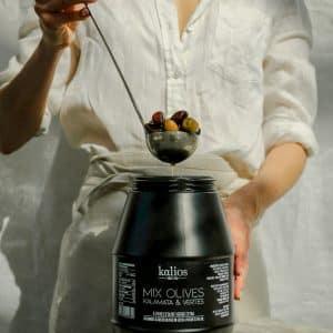 mix olive 2KG